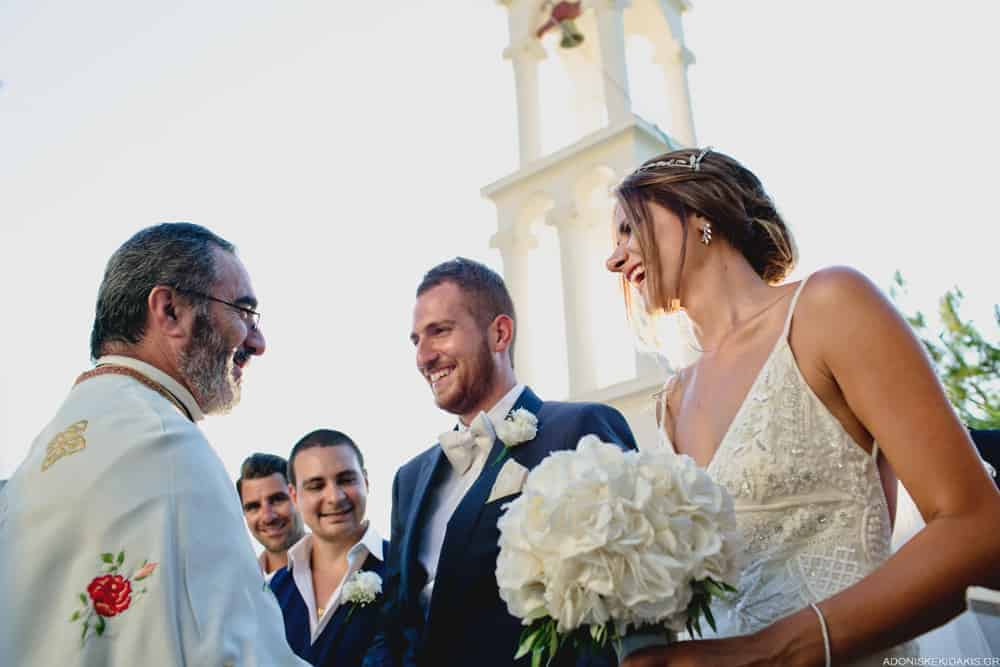 Sophia & Michael's Breathtaking Island Wedding 1
