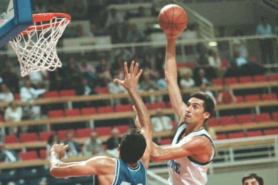 Fasoulas Inducted To Fiba Hall Of Fame