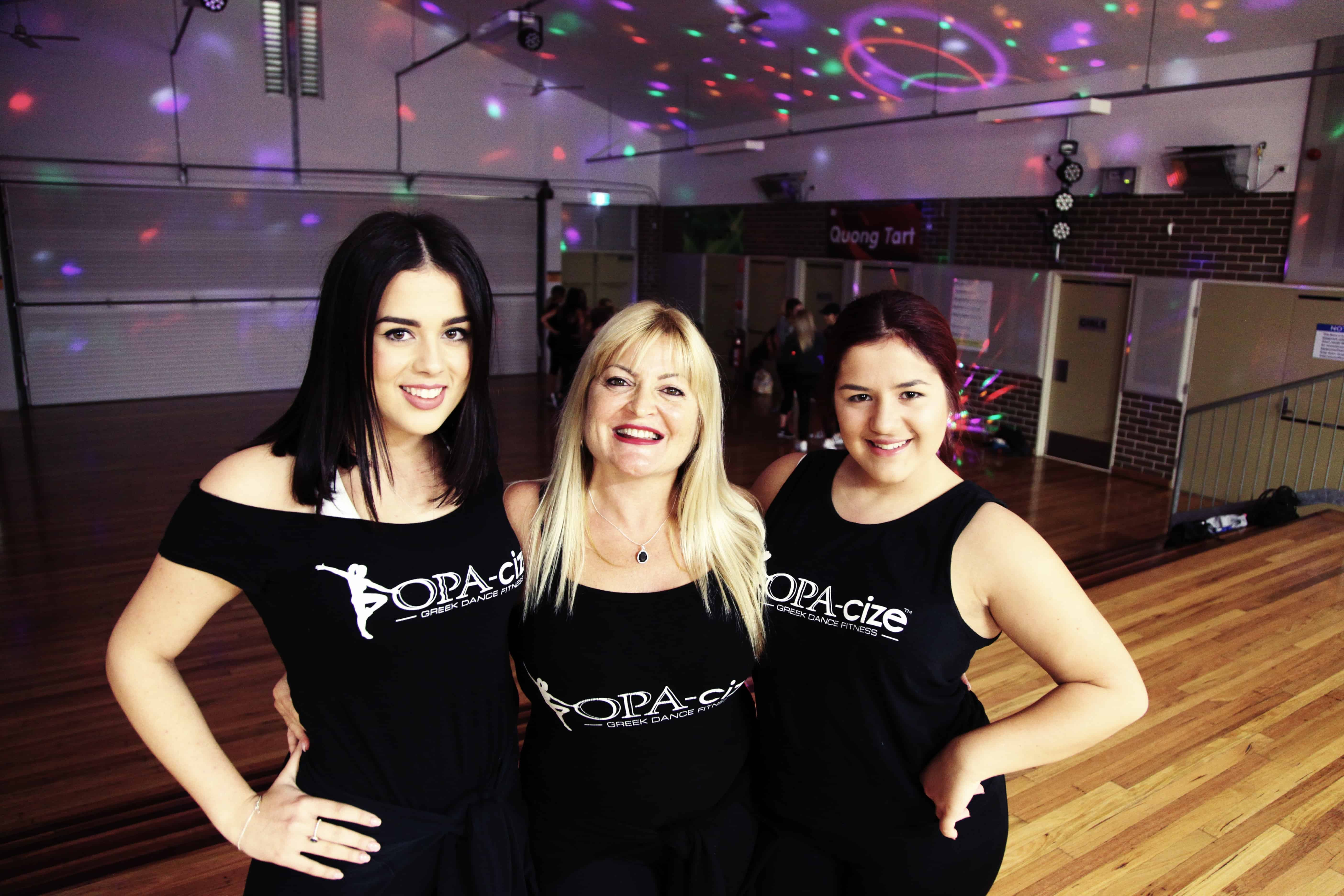Greek Dance Your way to Fitness 1
