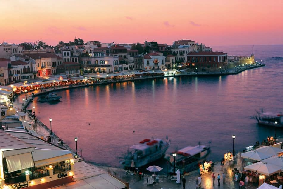 Chania - A City That Will Remain in Your Heart Forever