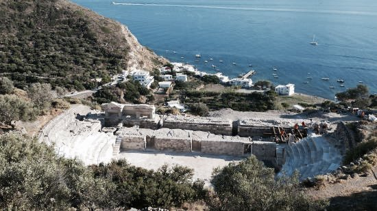 Ancient Theatre of Milos reopens to public   7