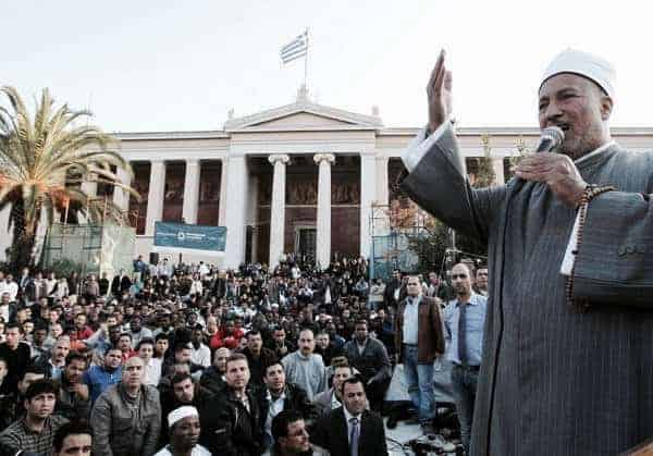 Muslims promised mosque in Greece 1