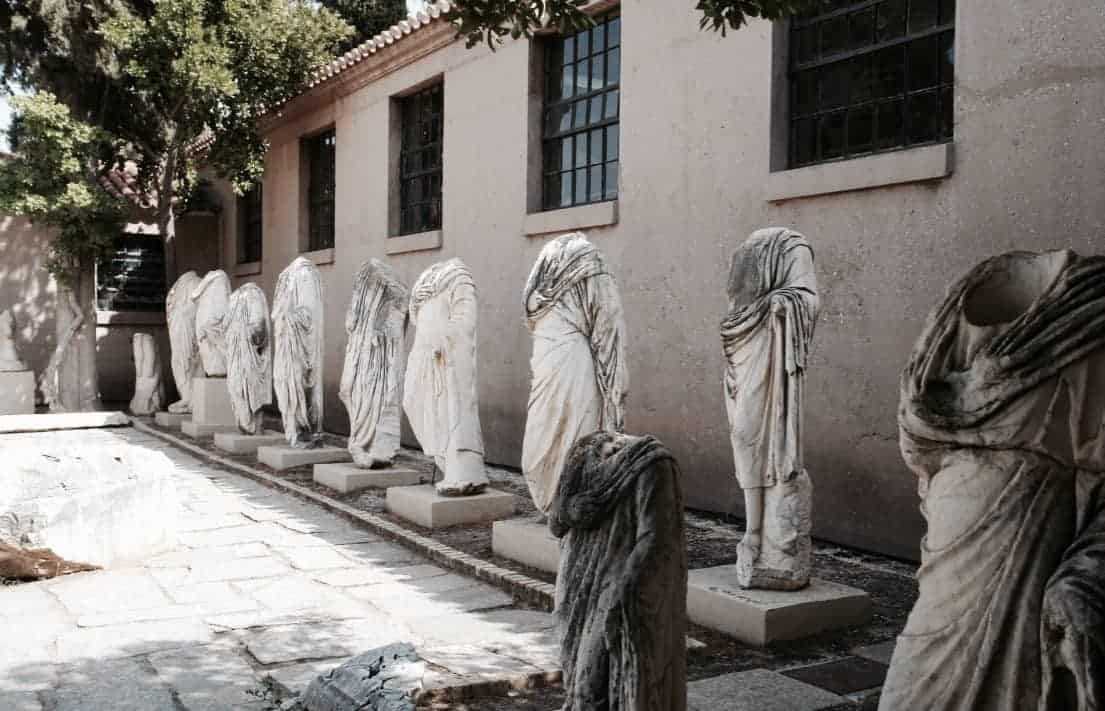 Ancient Corinth museum finally ready for the public 43
