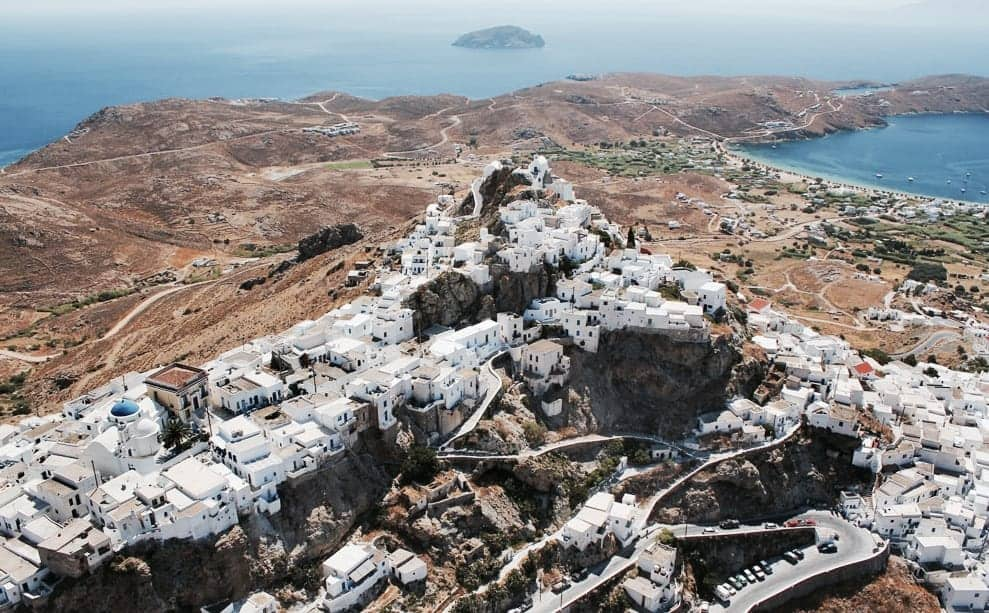 Perfect three-day escape to Serifos island 14