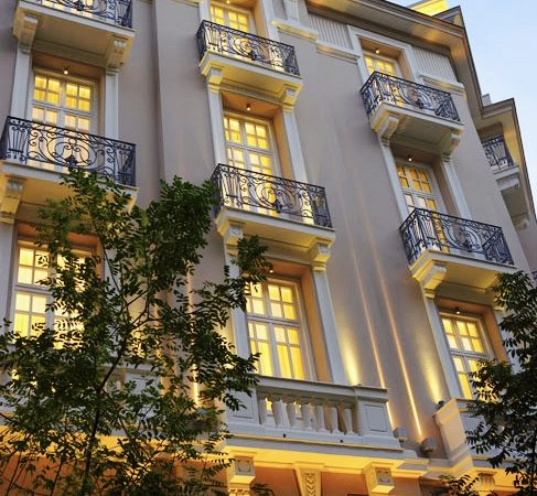 Excelsior Hotel- boutique accomodation in Thessaloniki 10