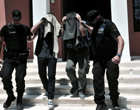 Turkish soldiers seeking asylum in Greece arrested and charged 18