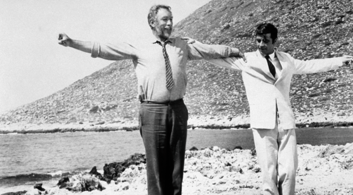 WHO KILLED ZORBA? 20