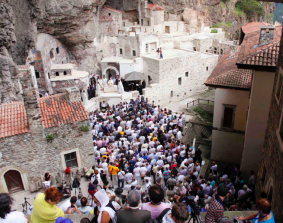Pontian outrage as Turkey cancels August 15 church service at Panayia Soumela 38