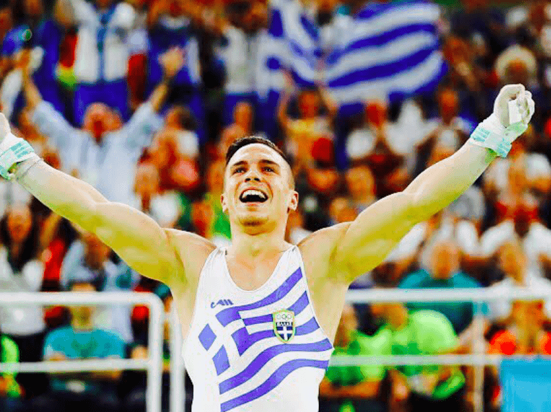 Petrounias wins Gold for Greece 22