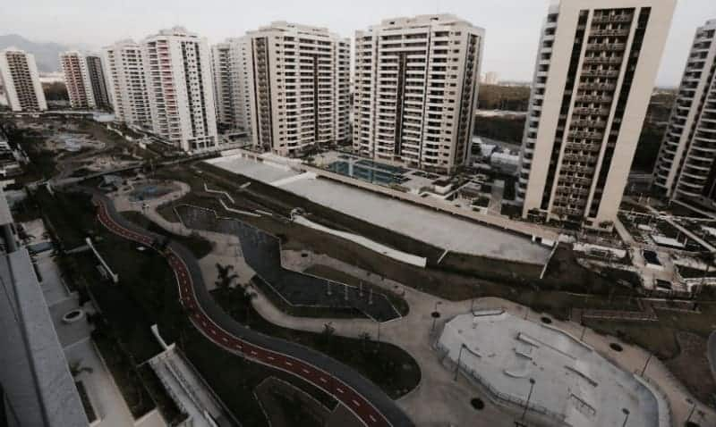 Greek athletes shocked by conditions at Rio Olympic Village 23
