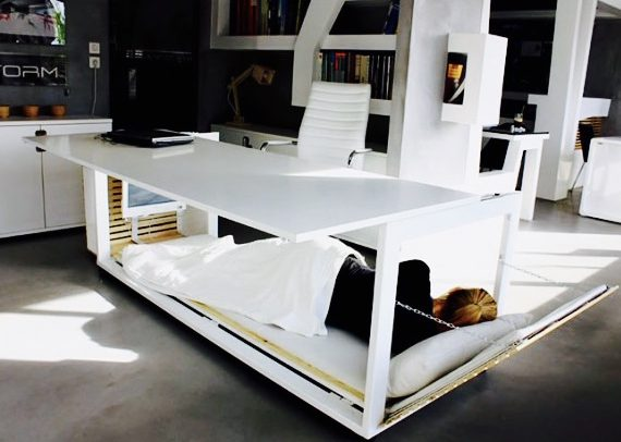 Greek design Studio NL are masterminds behind the Nap Bed 18