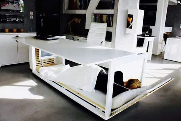 Greek design Studio NL are masterminds behind the Nap Bed 54