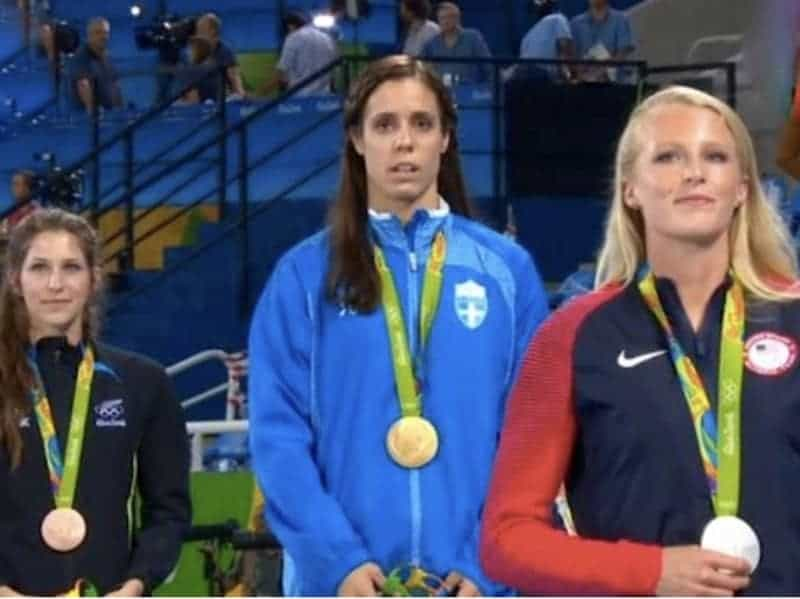 Olympic Gold Medal for Greece 5