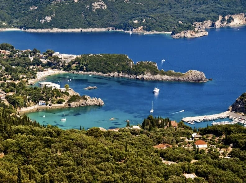 Increase in tourism on Ionian Islands 3