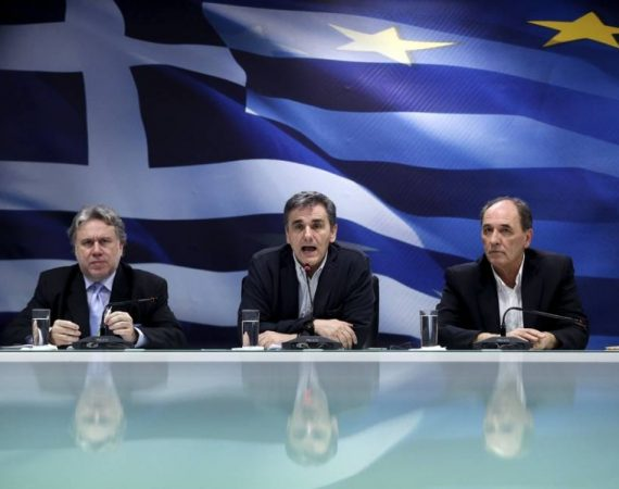 No deal yet with Greece's creditors over bailout: Tsakalotos 14