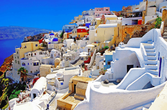 Greece To Fully Vaccinate Island Residents By June 25 1