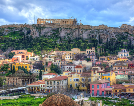 Reasons to visit Greece in September 1