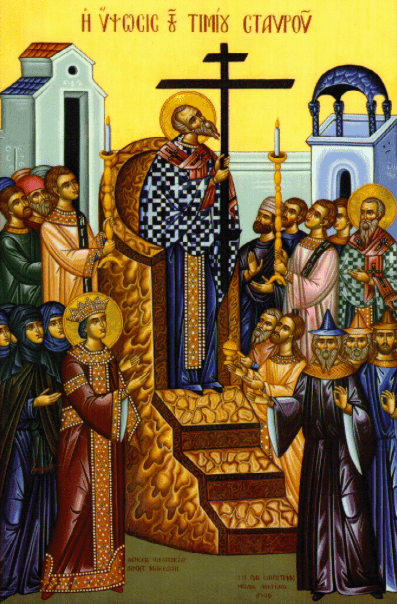 Feast of the Holy Cross 6