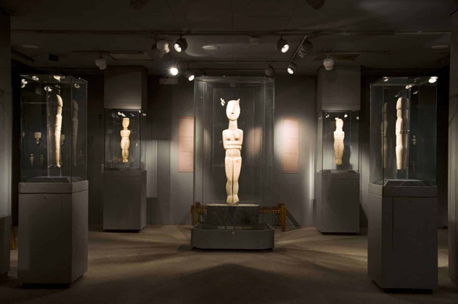 30th anniversary celebrates Cycladic life 5000 years ago 44