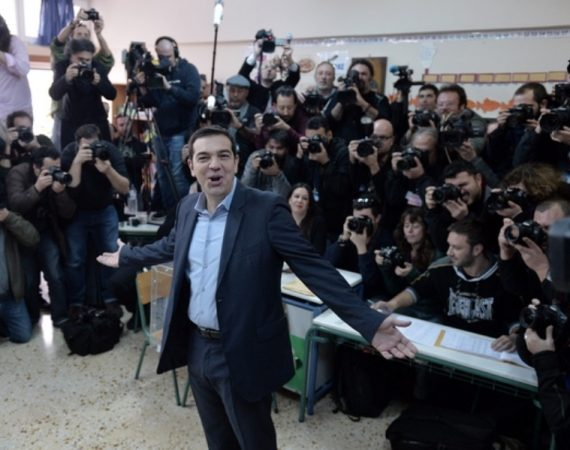 No early elections for Greece: Tsipras 12