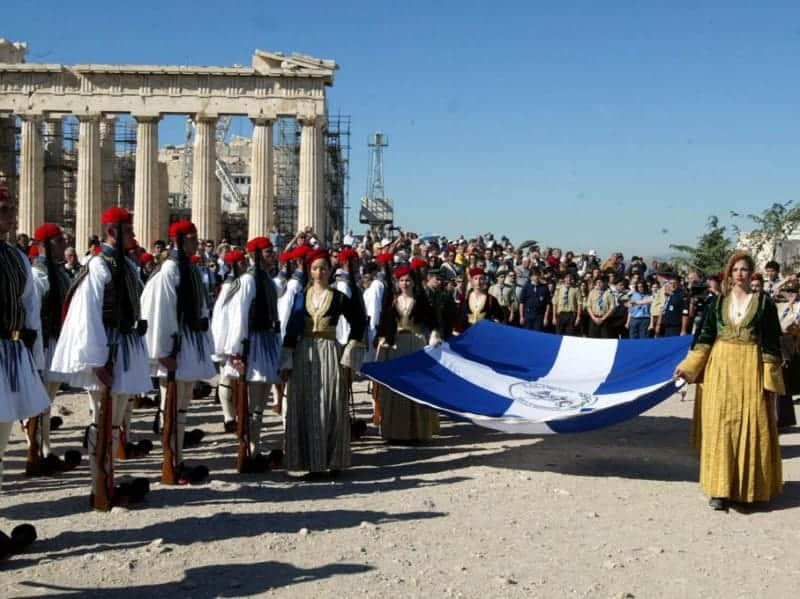 28 OCTOBER 1940: When little Greece said a big NO to fascism 41
