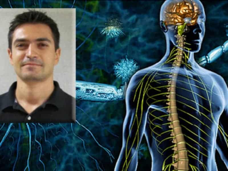 Greek scientist behind world's largest research into Multiple Sclerosis 10