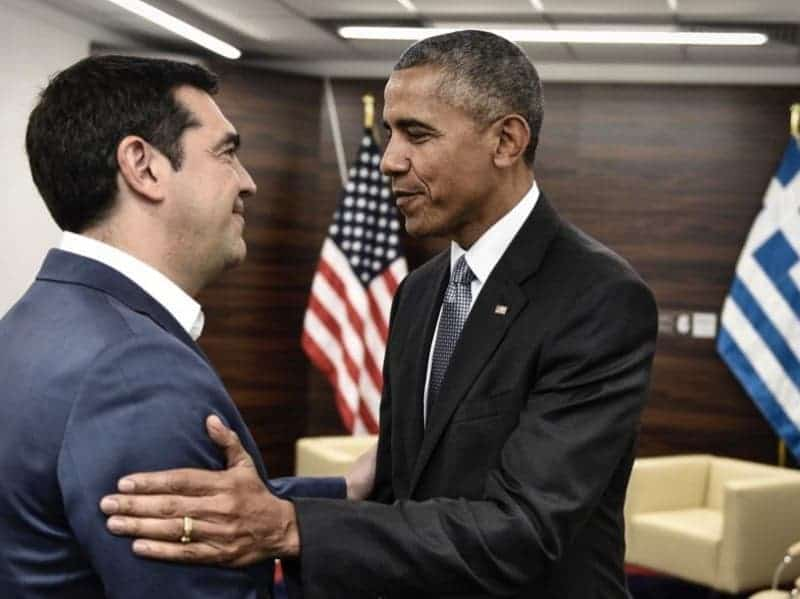 It's official- Obama is visiting Greece 12