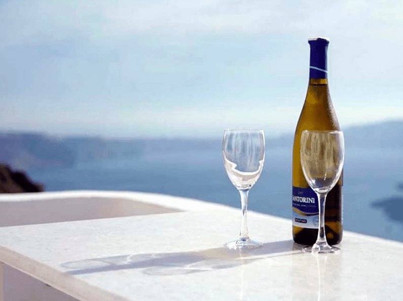 Boutaris Honoured for world recognition of Santorini Wine 19