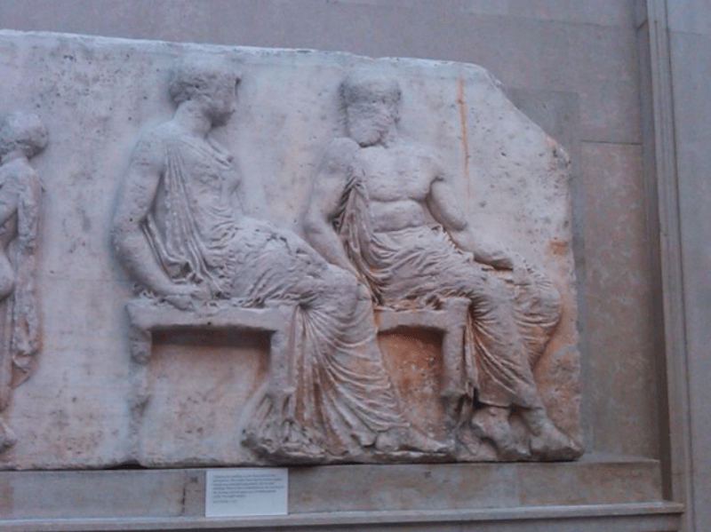 Chinese museum director calls for Britain to return Parthenon Sculptures 6
