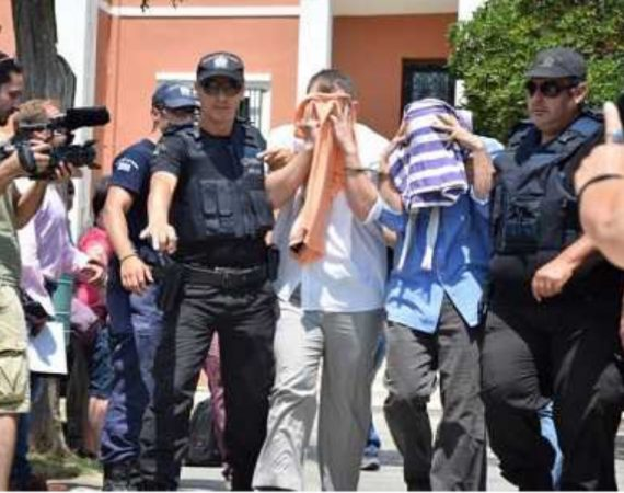 Greece rejects Turkish soldier's asylum applications 16