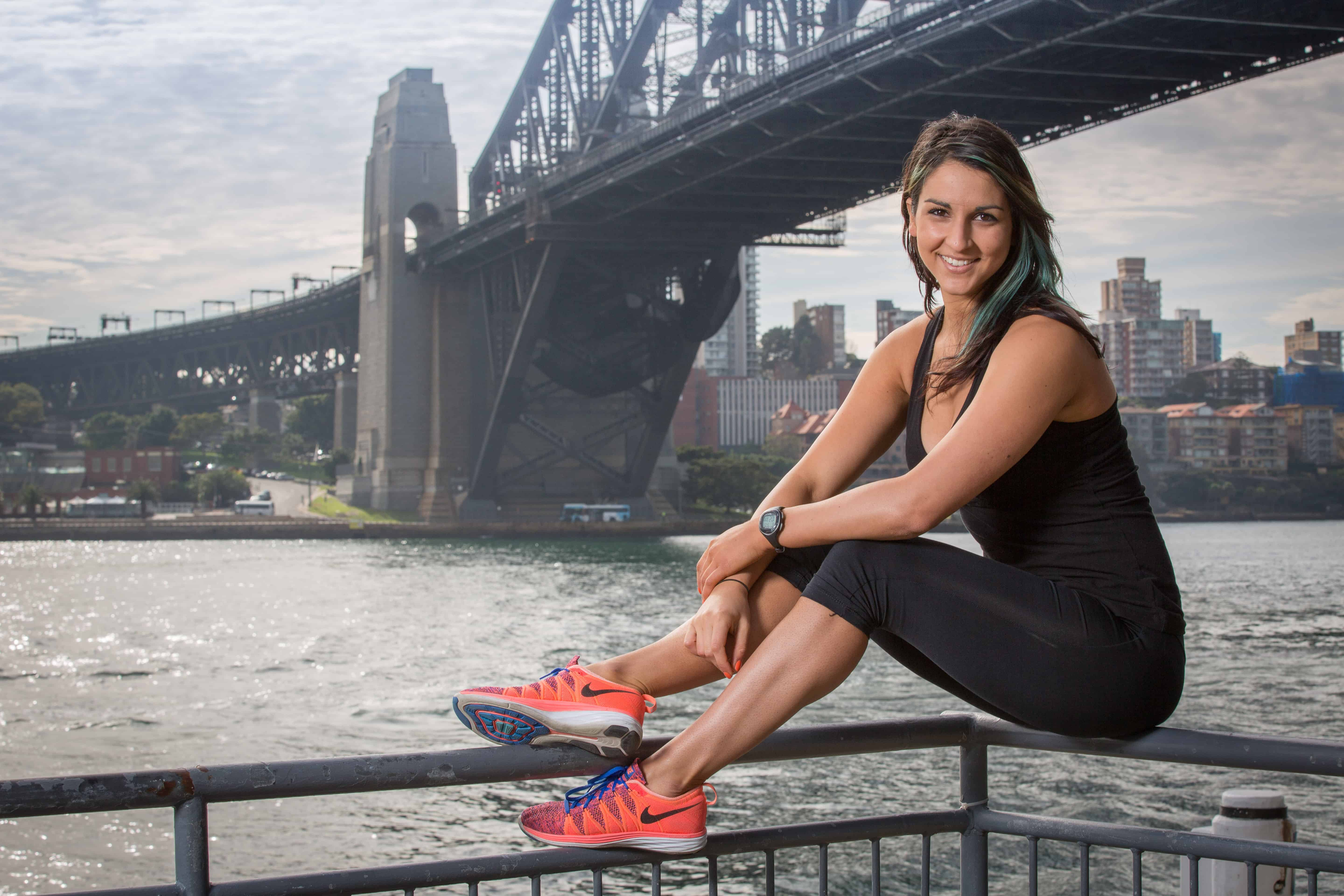 Staying fit & healthy with Kat Yiannakis 12