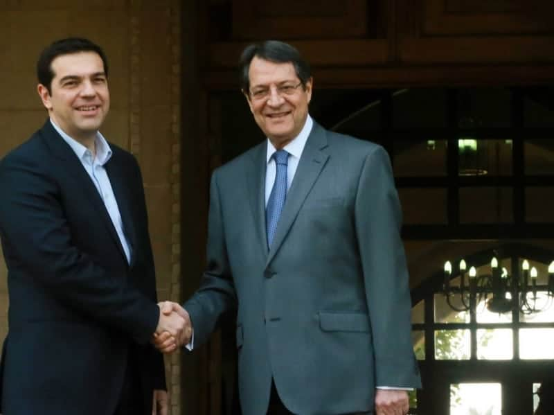 Greece supports a fair solution for Cyprus: Greek PM 8