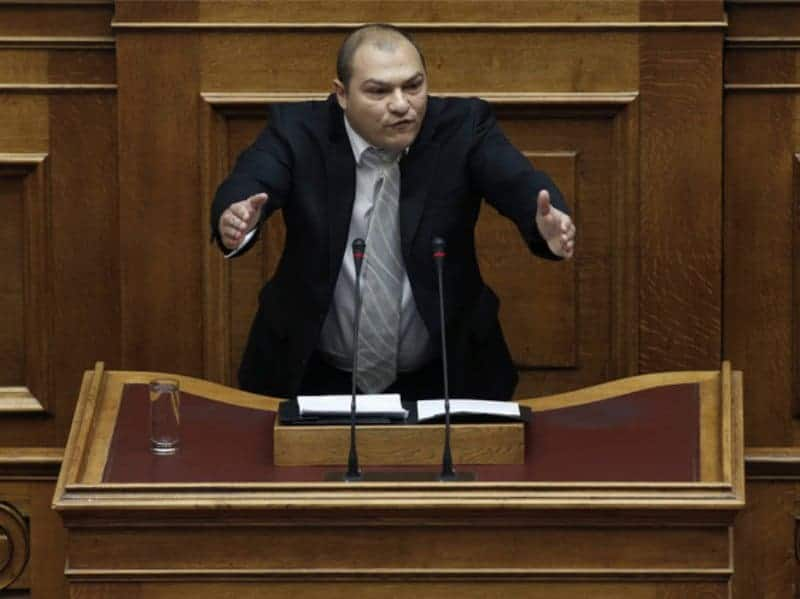 Golden Dawn MP attacked by mob 28
