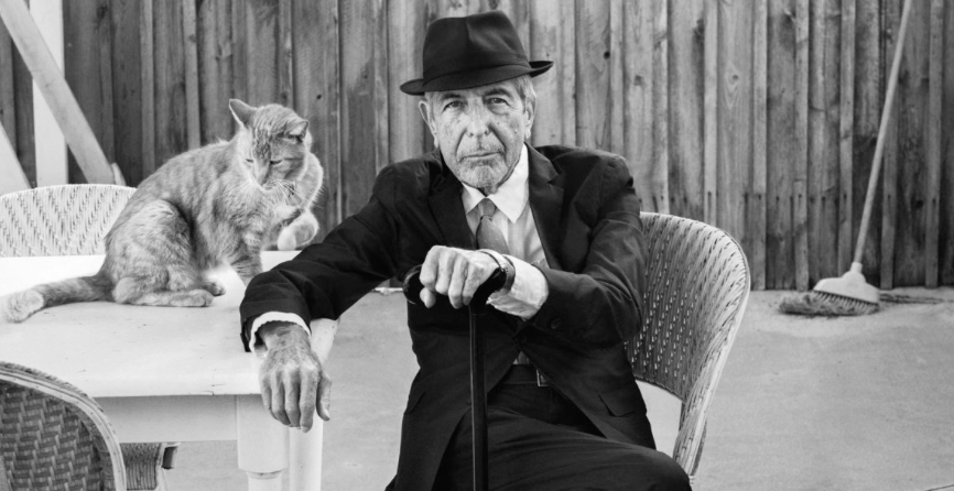 Legendary songwriter Leonard Cohen dies at age 82 16