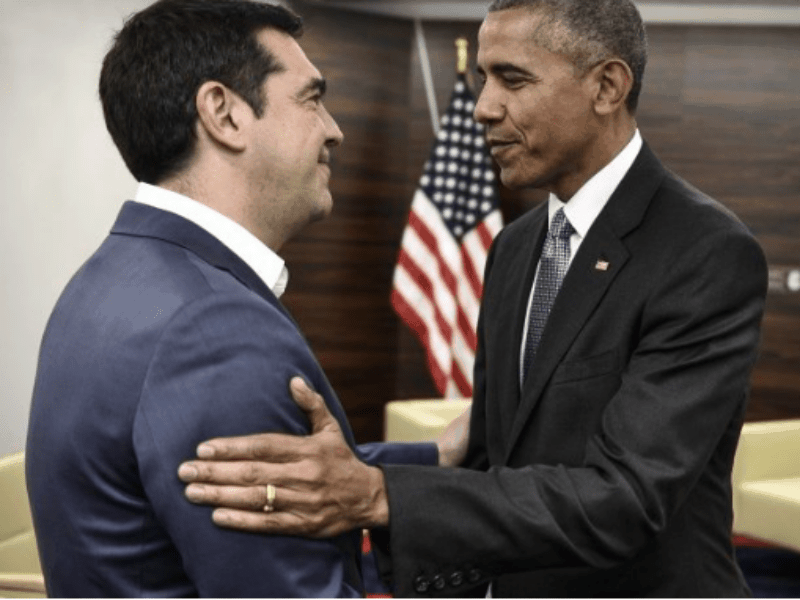 Obama calls for hope and growth for Greece 10