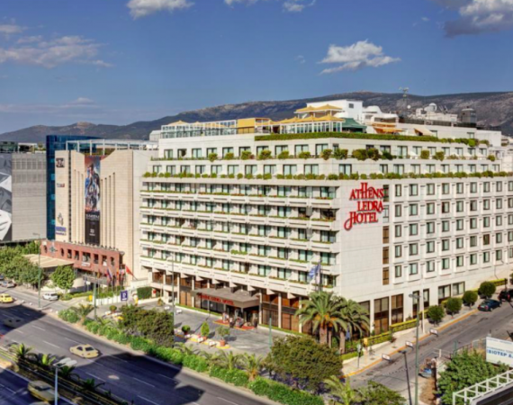 Numerous hotels up for sale in Athens 14