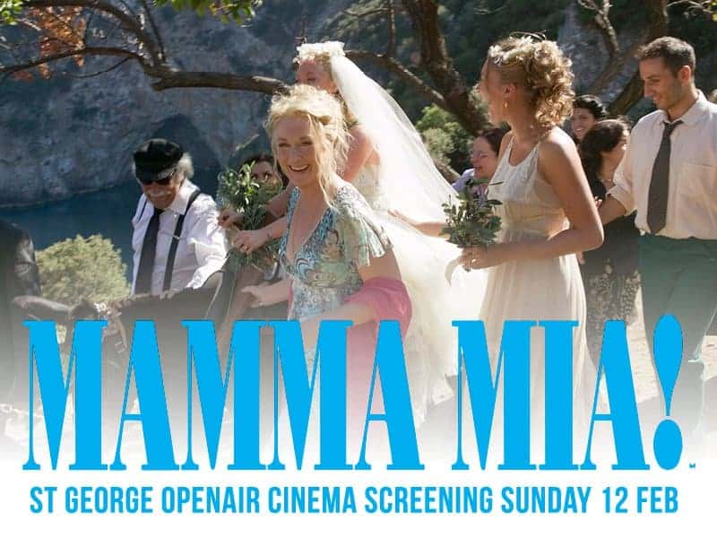 Greek evening at Sydney's stunning St George Open Air Cinema- Screening Mamma Mia! 58