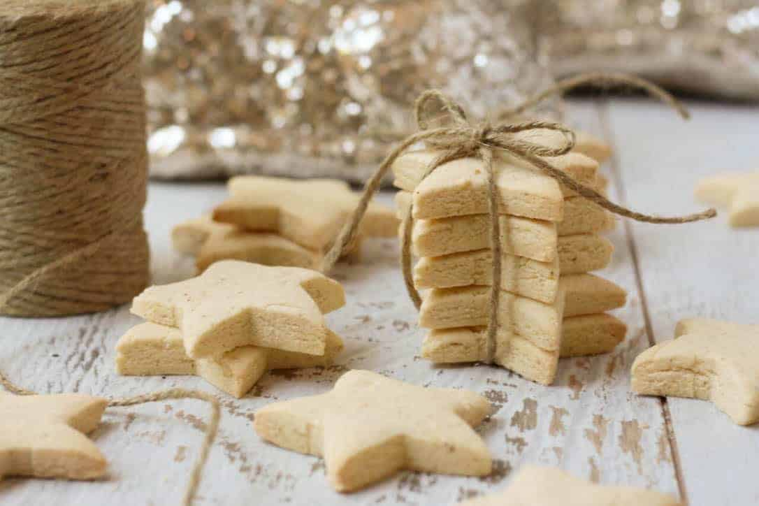 Mastiha Shortbread Recipe