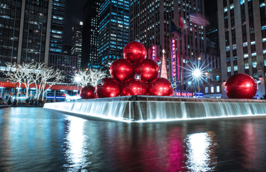 Christmas in New York through the lens of Kevin K 42