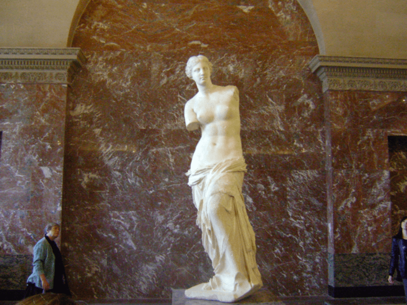 Greece launches bid to win back Venus de Milo from Louvre 1