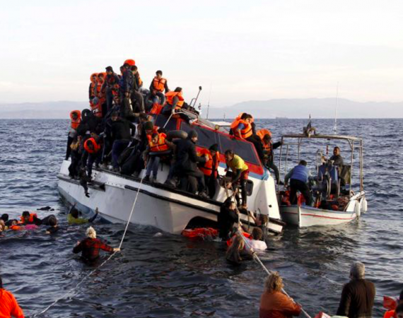 7000 asylum requests submitted to Greece in one month alone 14