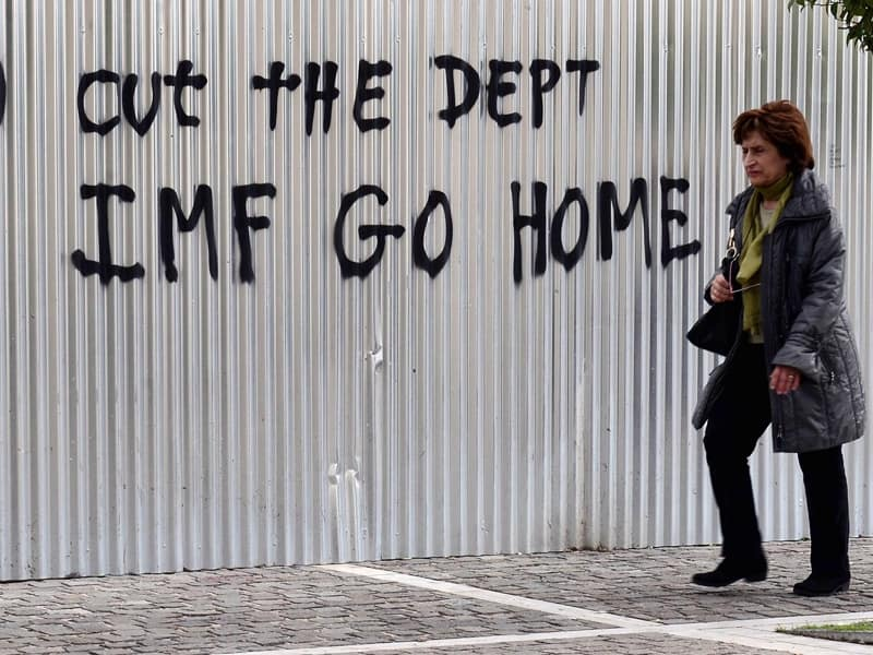 Greece will fight against any more IMF demands 15