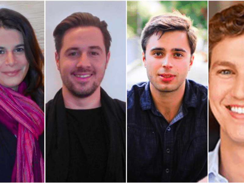 Forbes names 4 Greeks among brightest young entrepreneurs worldwide 2017 7