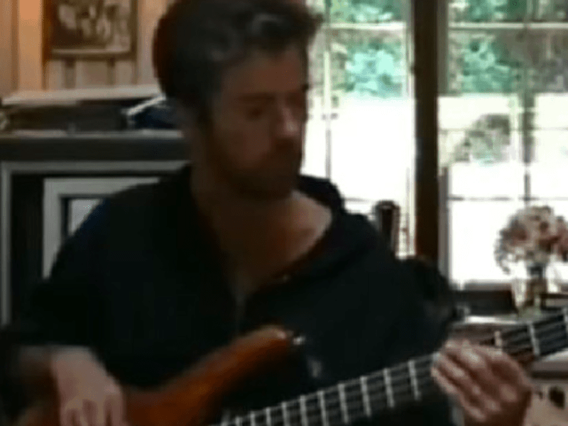Unreleased video of George Michael surfaces 30