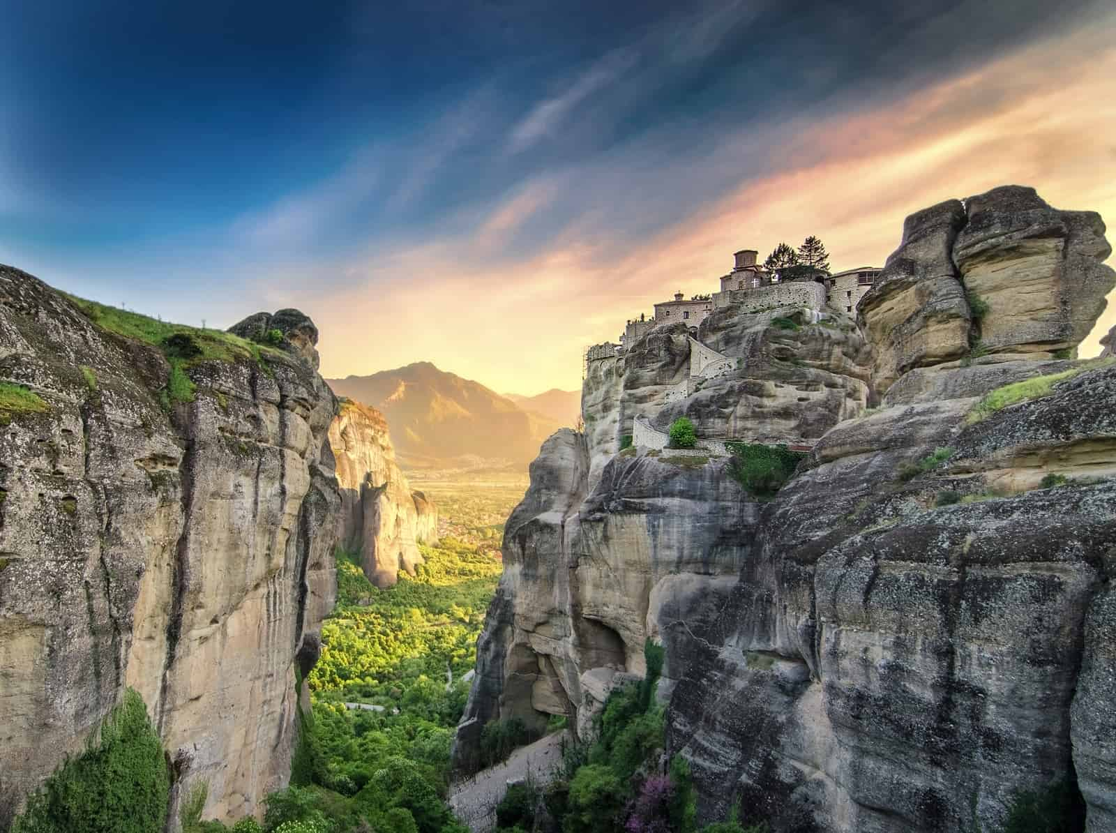 Meteora, Greece's land of spirituality 37
