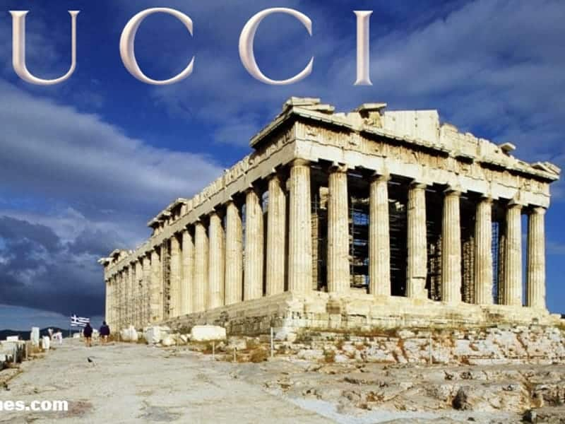 Gucci wants to host fashion show on the Acropolis 5