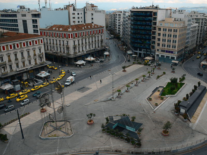 Luxury & boutique Hotels to open in Omonia Square 9