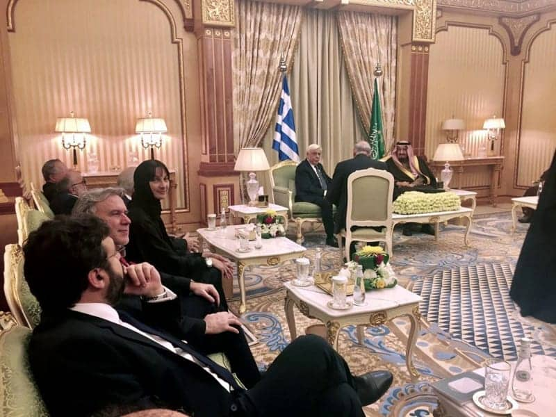 Tourism Minister encourages Saudi interest in Greece 11