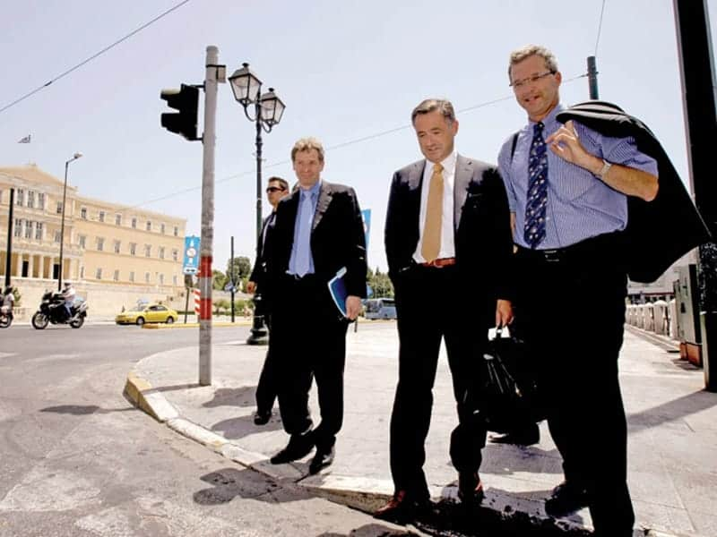 Dreaded Troika Returns to Greece to finalise agreement 13