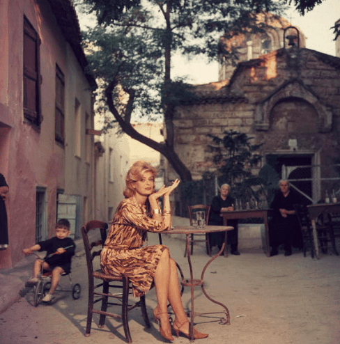 On this day in 1994, Melina Mercouri passes away leaving behind a legacy 4
